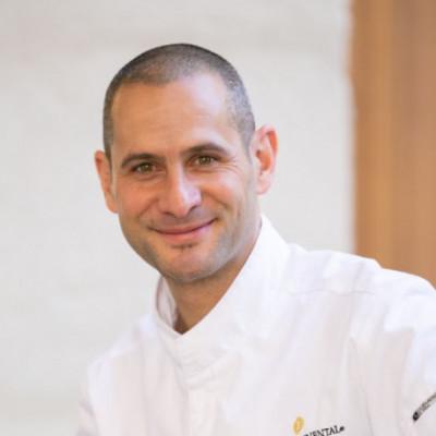 Chef Mathieu Charroi