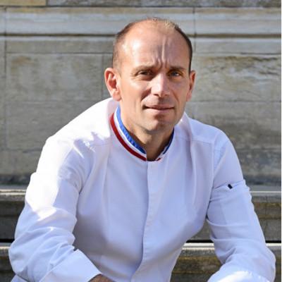 Chef Davy Tissot, MOF